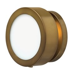 Hinkley Lighting Mercer Heritage Brass Sconce