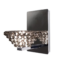 WAC Lighting Giselle Chrome LED Sconce