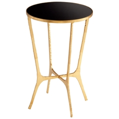 Cyan Design Floyd Gold Table