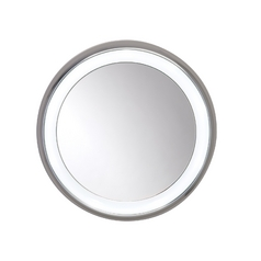 Tigris Mirror Round 31.5-Inch Illuminated Mirror