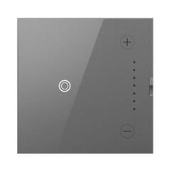 Legrand Adorne Universal Wall Dimmer Light Switch with Touch™ Control - 700-Watts ADTH700MMTUM2