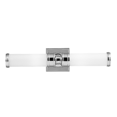Feiss Lighting Payne Polished Nickel Bathroom Light