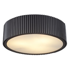 Elk Lighting Brendon Oil Rubbed Bronze Flushmount Light