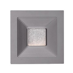 Kuzco Lighting Modern Grey LED Outdoor Wall Light 3000K 252LM