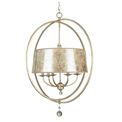 Craftmade Windsor Athenian Obol Pendant Light with Drum Shade