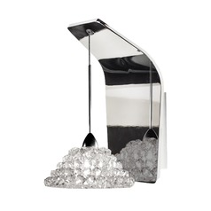 WAC Lighting Giselle Chrome Sconce