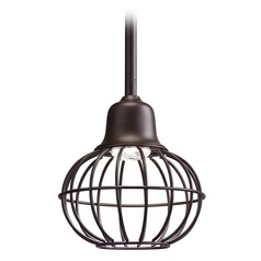 Kichler Lighting Olde Bronze LED Mini-Pendant Light