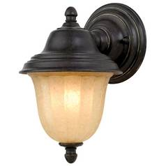 8-1/2-Inch Outdoor Wall Light