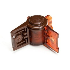 Kichler Landscape Parts & Accessory in Brown Finish