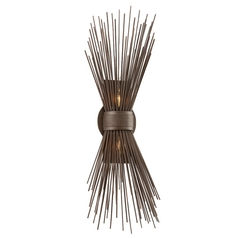 Sconce Wall Light in Tidepool Bronze Finish