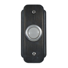 Craftmade Lighting Recessed Lighted Doorbell Button BR2-BZ