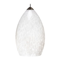 Firefrit Satin Nickel Mini-Pendant Light by Tech Lighting