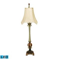 Dimond Lighting Columbus LED Table Lamp with Bell Shade