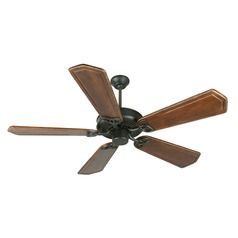 Craftmade Lighting Cxl Flat Black Ceiling Fan Without Light