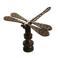 Finial Showcase Dragonfly Finial FH B-253A