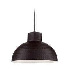 Lite Source Lighting Quentin Dark Bronze Pendant Light