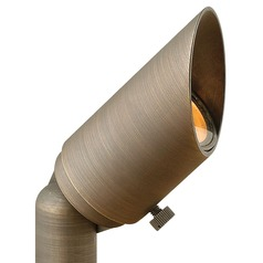 Modern Flood / Spot Light in Matte Bronze Finish