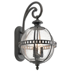 Kichler Lighting Halleron Outdoor Wall Light