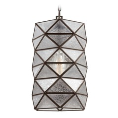 Sea Gull Lighting Harambee Heirloom Bronze Pendant Light