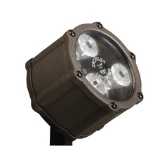 Kichler LED Flood / Spot Light in Textured Architectural Bronze Finish