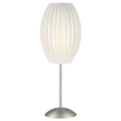 Pleated Table Lamp
