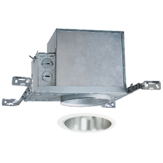 4-inch Recessed Lighting Kit with Haze Trim