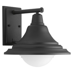 Farmhouse LED Outdoor Wall Light Black Chandler by Progress Lighting