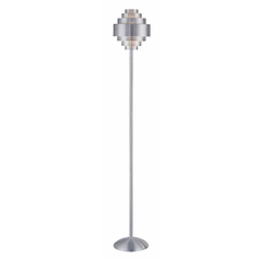 Lite Source Lighting Strato Floor Lamp