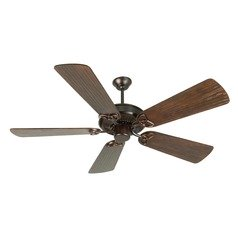 Craftmade Lighting Cxl Oiled Bronze Ceiling Fan Without Light