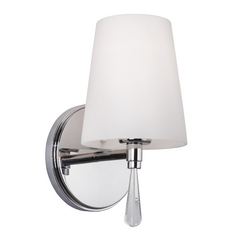 Feiss Lighting Monica Chrome Sconce