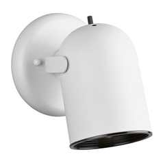 Progress Directional Spot Light in White Finish