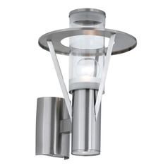 Eglo Belfast Stainless Steel Outdoor Wall Light