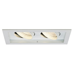 Wac Lighting White/white Recessed Trim