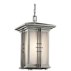 Kichler Craftsman Inspired Outdoor Hanging Lantern Light