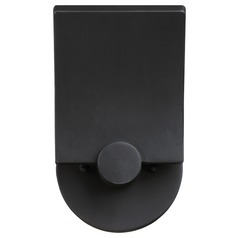 George Kovacs Flipout Black LED Outdoor Wall Light