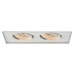Wac Lighting White Recessed Trim