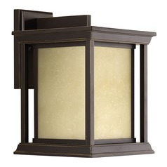 Progress Lighting Endicott Antique Bronze Outdoor Wall Light