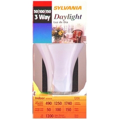 150-Watt Three-Way A21 Light Bulb