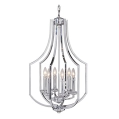 Craftmade Lighting Hayden Chrome Pendant Light