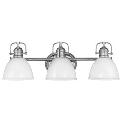 Hinkley Lighting Rowan Chrome Bathroom Light