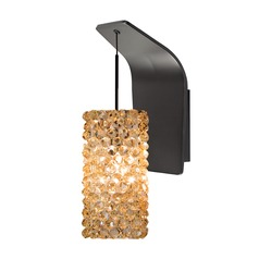 WAC Lighting Haven Rubbed Bronze Sconce