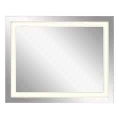 LED Mirrors Rectangle 23.96-Inch Mirror