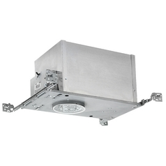 4-inch Recessed Lighting Kit with White Trim