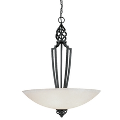 Dolan Designs Lighting Four-Light Pendant 2334-110