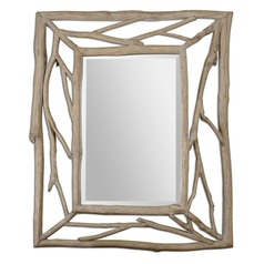 Uttermost Amory Wood Mirror
