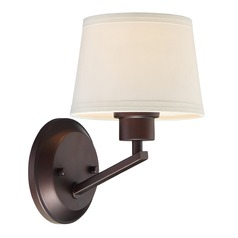 Designers Fountain Studio Satin Bronze Sconce