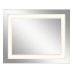 LED Mirrors Rectangle 39.98-Inch Mirror