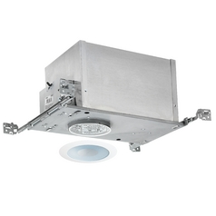 4-inch Low-Voltage Recessed Lighting Kit with Shower Trim
