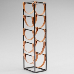 Cyan Design Brighton Raw Steel Cabinets / Storage / Organization
