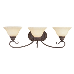 Livex Lighting Coronado Imperial Bronze Bathroom Light